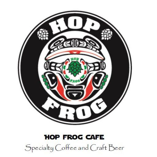 HOP FROG CAFE craft brew